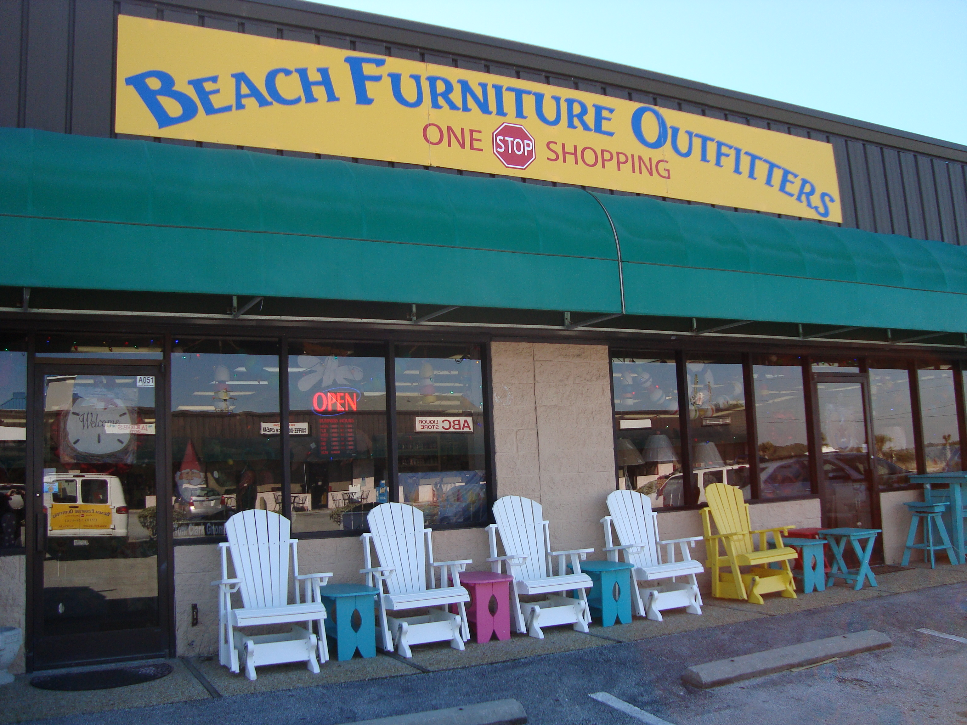 Beach Furniture Outfitters, Inc. Was Established In 1995 To Serve The Total  Household Needs For Furniture, Mattresses And Accessories On Topsail Island  And ...